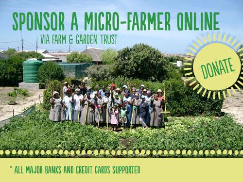 Sponsor A Micro-Farmer